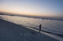 海边景色很美!晚上看海!!!!!!!!!!