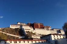 冬游西藏之布达拉宫 平安喜乐 万事胜意  人间值得