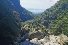 美丽的庐山风景。(๑><๑)