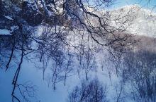 冬游长白山