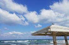 达多海滩和巴哈伊空中花园,来海法的必须打卡地,以色列第三大城市,依山(迦密山)傍海(地中海),夏天凉