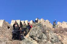 前天,我们11人从百草口村出发,去攀登万里长城最长最美的原汁原味的古长城,正是:迎寒风,互勉励,团活