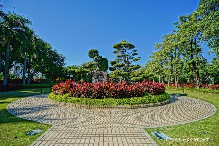 Bailuzhou Park4