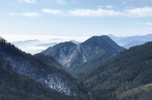 西岭雪山,真的有雪哦