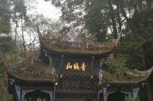 """上清宫  青城山(前山)群峰环绕起伏、林木葱茏幽翠,享有""""青城天下幽""""的美誊。道教发祥地之一,是全国"""