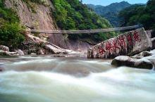 燕子河大峡谷,峡谷奇峡绵延,以险崖、奇石、幽谷、秀水而著称。 峡谷长度约4800米的步道游览空间,集
