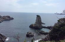 济州岛独立岩。