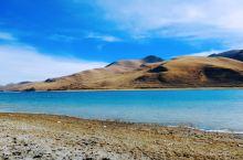 带着狗子旅游之羊卓雍措 第二次来羊湖,第一次包车。包车时没觉得有这么多山路十八弯,这次自己开车体会到