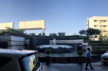 孟买机场边上的万豪,景色不错
