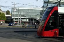 瑞士首都火车站,也是小城市的感觉呀