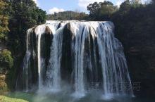 曾经去的黄果树大瀑布,很多年了,最喜欢的是当时看到了彩虹。