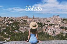 托莱多🇪🇸西班牙绝对不能错过的古城!  离开马德里后开始了一天疯狂自驾(托莱多-科尔多瓦-格拉纳达)