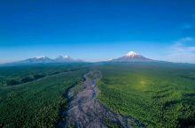 堪察加推荐top2 托尔巴齐克火山平原 第二段  【娱乐体验攻略】 详细地址:堪察加北部托尔巴齐克火