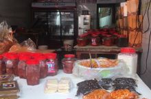 秀儿豆腐,有半成品,成品,味道十分不错,CCTV2专题报道。拍于资中罗泉镇