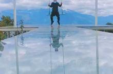 玉龙雪山的天空之镜,你来吗~