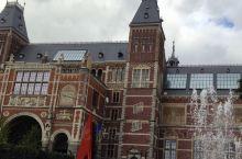 荷兰国立博物馆 附近的街头随风!