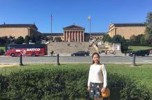 美东之行最重要的一站——费城艺术博物馆,看梵高的《向日葵》! 去美国之前,我事先查了查美国东部主要城