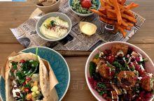 秋季赏味,新晋素食-以色列餐厅@New Vegetarian Restaurant Sababa :