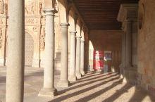 萨拉曼卡的''熟人'' 6月3日(补) 葡萄牙里斯本~西班牙萨拉曼卡468公里 说明:由于每天当地时