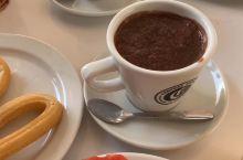 西班牙马拉加,市区里偶遇有历史的咖啡馆