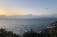 爱琴海的落日