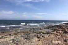 被隔離的海灘