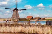 荷兰旅行   走进世界遗产 小孩堤防风车村  关于小孩堤防风车村(Kinderdijk):最初是为了