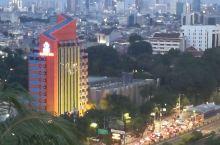在印尼雅加达自我隔离中 热带套房大酒店(Grand Tropic Suites Hotel)