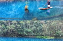 贵州|荔波小七孔 超美的大自然奇观  贵州省荔波县的荔波小七孔景区,是集山、水、林、洞、湖、瀑为一体