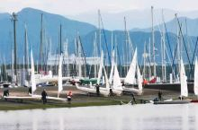 福岡西区,小户海辺公园,也是福岡市,帆船俱乐部!