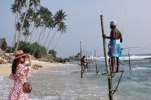 再出发…斯里兰卡:今非昔比的高跷钓鱼!到底有多神奇呢? 高跷钓鱼(stilt fishing)被称为