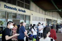 第一次到邦劳海岛,机场简约,出入便利。来到唐人食府,中国人开的餐厅,语言交流方便,餐厅有很多美食,味