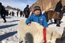 新疆的冬天,极致美。。。