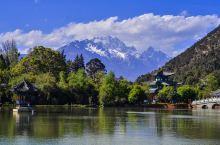 黑龙潭景区是属于丽江古城自然景观带与丽江城市绿色保护区域的一座非常重要的湿地公园。其境内的景色非常的