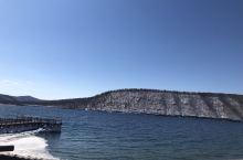 美丽的贝加尔湖、天然风景美极了