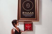 拔草曼谷米其林一星餐厅:R-haan 2019年刚刚上榜的米其林一星餐厅,餐厅也是新开的,就在曼谷繁