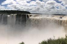 伊瓜苏大瀑布,此片是在阿根廷观看之照