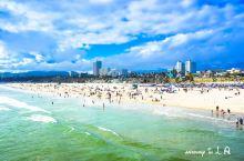 【Santa Monica Beach】在LA西区,码头架设在太平洋上,还有个迷你游乐园,好莱坞导演
