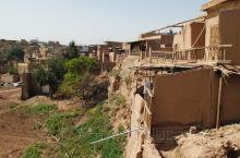 喀什噶儿的灵魂在喀什老城,它代表了这个城市古老的过去,平静的现在,如果幸运,它必将代表未来。高台民居