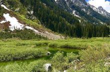 在ins上爆红的人间仙境,打卡成功 听说在美国有一个人间仙境Cascade Canyon,这一次有幸
