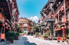 遵义茅台镇丨一座为酒而生的小镇,中国最好的酒都藏在这里了!  国酒文化街那一座座汉、唐、宋、元、明、