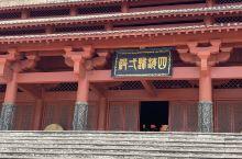 第一次去玩横店秦王宫景区,真的很雄伟霸气!就是七八月份玩有点热!