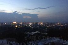 鸟瞰蕲春全景,很不错的一个爬山之地,在蕲春的朋友值得一去。