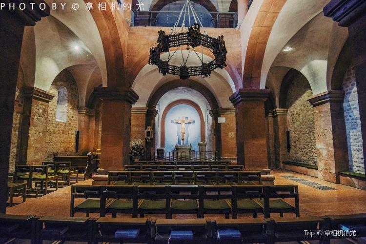 Mainz大教堂3
