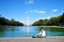 华盛顿特区是美国的政治中心,是由美国首任总统华盛顿亲自选定并建设的。国家广场就是中心的中心了。美国历