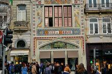 葡萄牙哈利波特诞生的最美书店--莱罗书店  莱罗书店Livraria Lello是葡萄牙最古老的书店