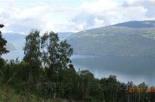 挪威峡湾旅途风光