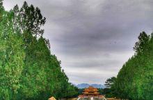 """#包场清西陵#  位于易县的""""世界文化遗产""""清西陵,这是一座自然景观与人文景观完美结合的皇家陵园。"""