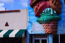 迈阿密   这般彩色街头,承载着自由的梦  在MIAMI,实现我的美国自驾梦,虽然预定的车没有了,只