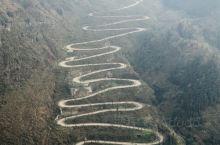 抗战时期的中国生命线,著名的24道拐,在贵州自驾路上经过自然不能错过,可惜的是现在无法亲自开车走一下